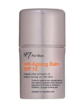 No7 For Men Anti Ageing Balm